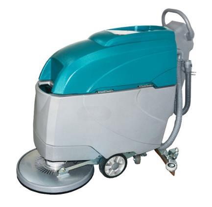 陕西地板清洗机排气管进水口应如何维护和处理?