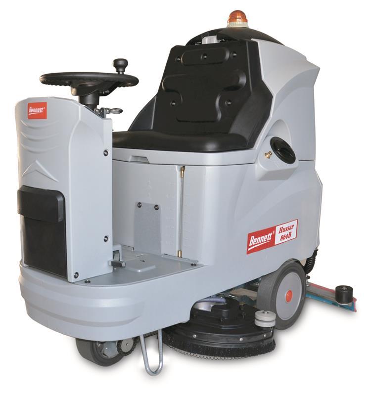 贝纳特中型洗地机H860B