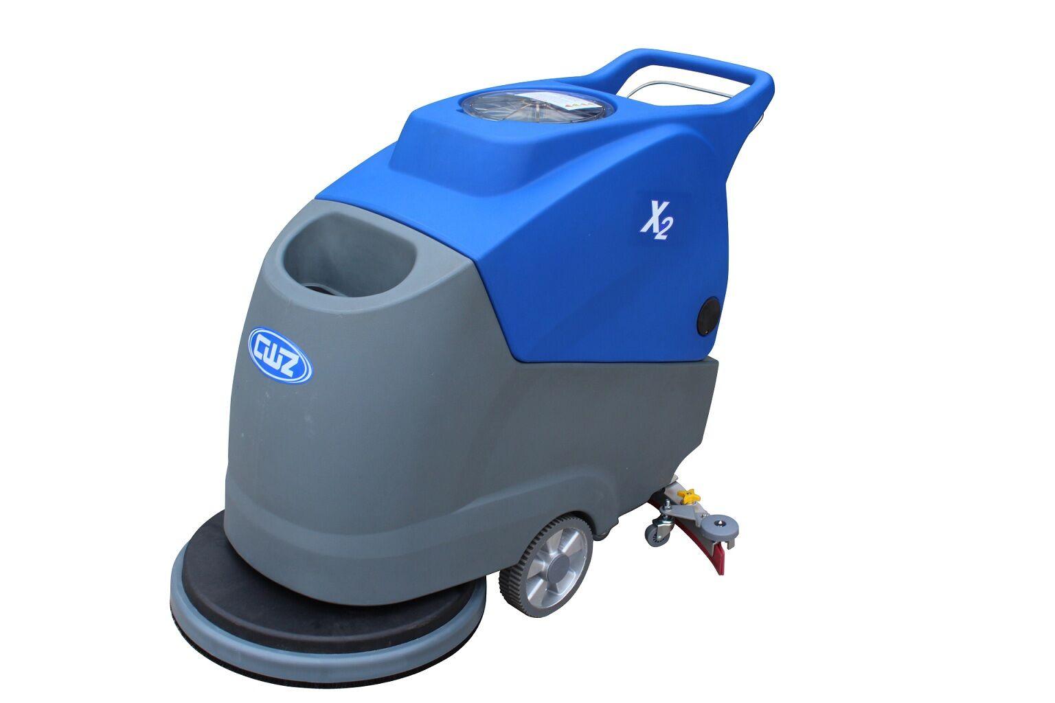 陕西手推式洗地机产品图