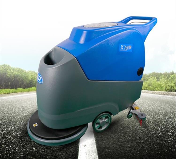威卓X2d手推式洗地机