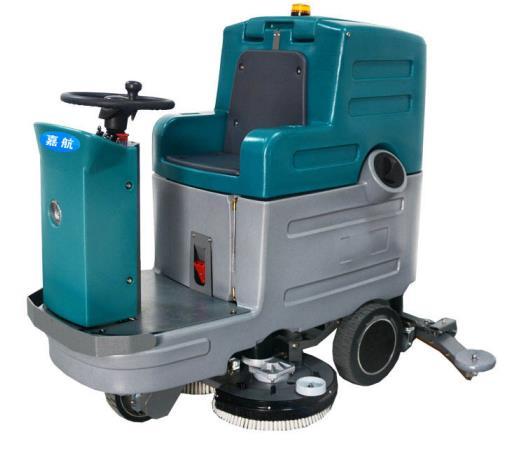 洗地機受到大型商場清潔的追捧