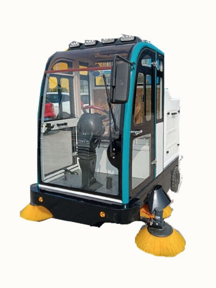 客戶如何選擇各種類型的西安掃地機?