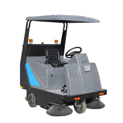 你在路上見過掃地機嗎?