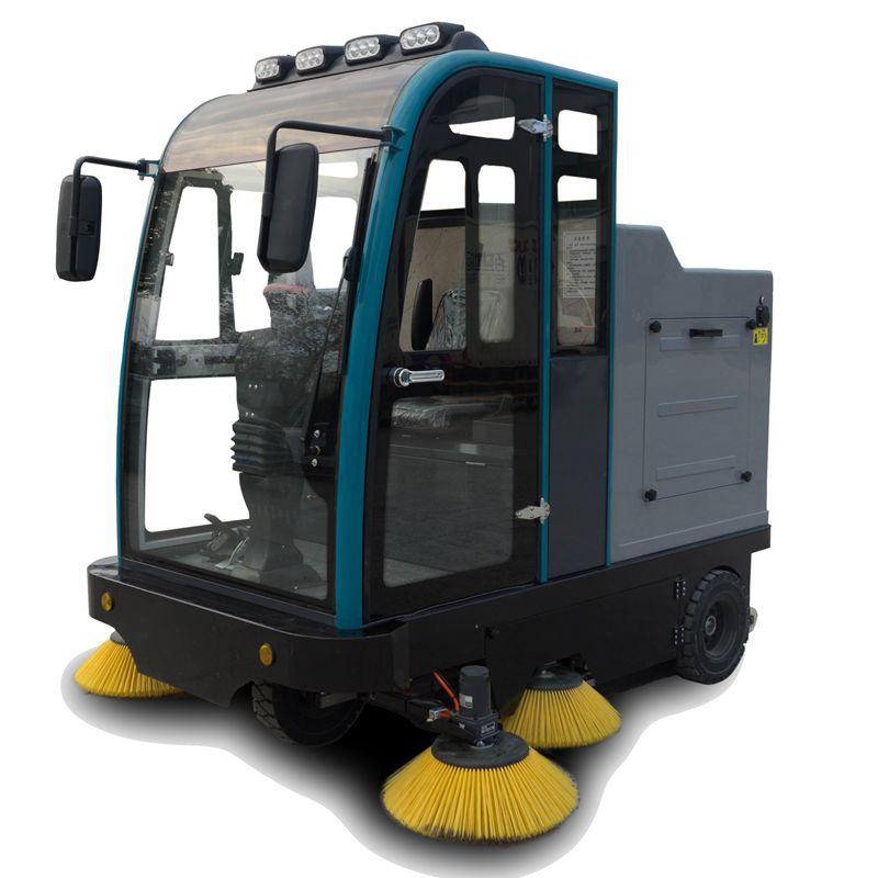 全封闭驾驶式扫地车JH-2000