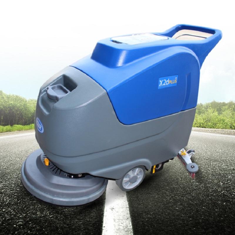 威卓X2dplus手推式洗地机