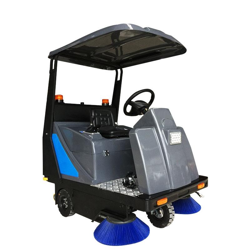 神煤集团采购嘉航驾驶式扫地车