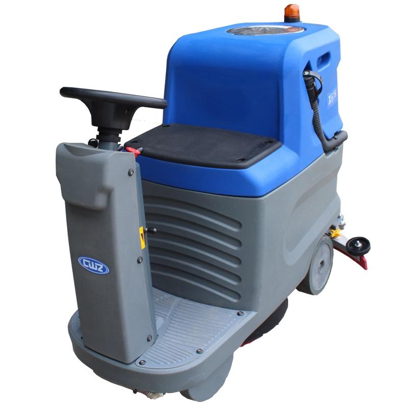 小型驾驶式洗地机X6