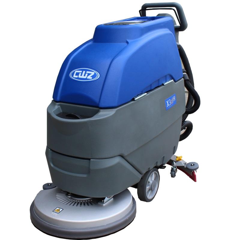 威卓X3d手推式洗地机