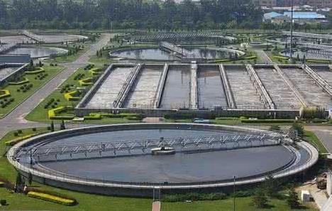 咸阳污水处理厂