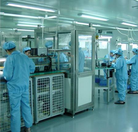 渭南新美银河科技股份有限公司汽车电池生产车间