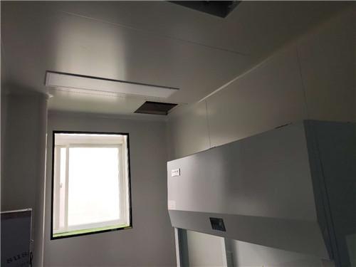 二0五所改造承接中央空调安装,活动板房安装和钢结构厂房安装等项目