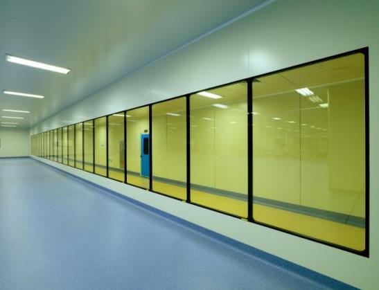 洁净室中的净化彩钢板安装注意事项