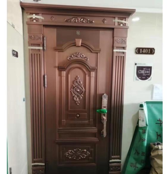 欧铂曼防盗门质量好,安装快!