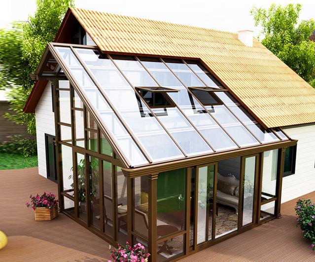 在南北方不同气候建造阳光房时,要注意隔热保温!