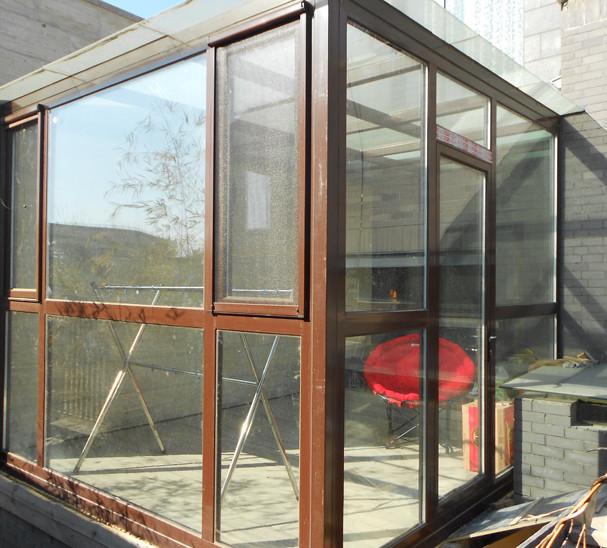 安装阳光房首要考虑就是防水问题!