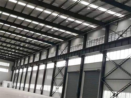 装配式PC构件生产基地研发中心项目1号楼(PC厂房)项目工程
