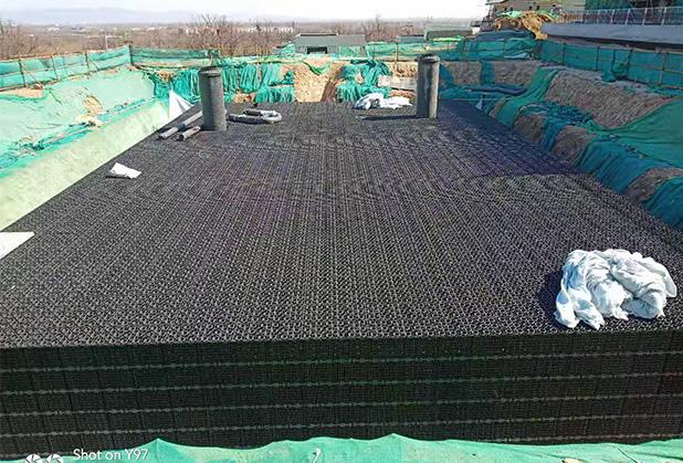 四川雨水收集利用系统施工
