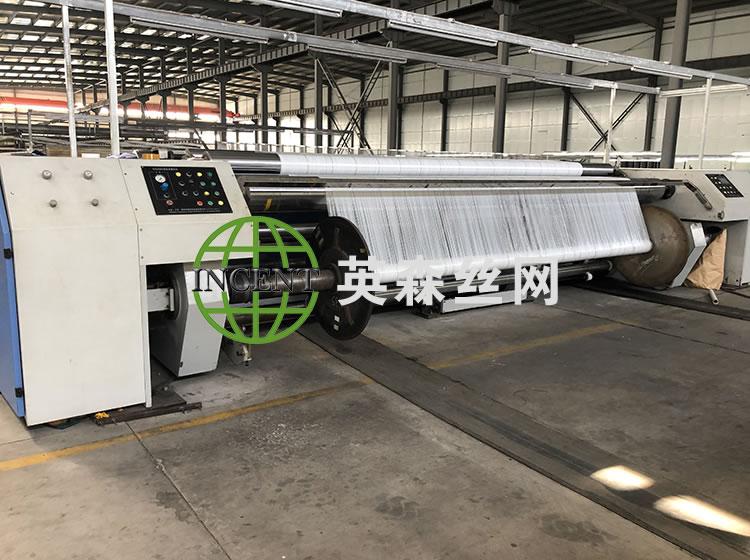 英森絲網防蟲網生產設備
