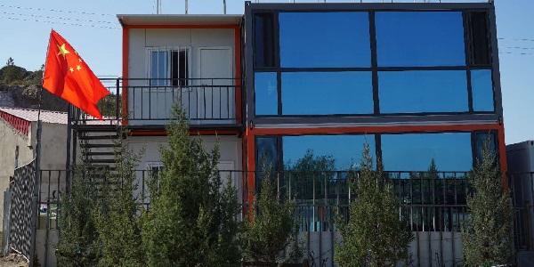 内蒙古箱式房屋