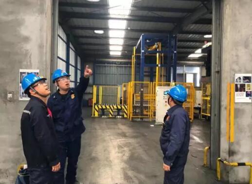 滨海区集中开展彩钢板建筑消防安全专项整治行动