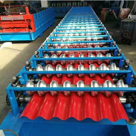 彩钢机械行业高质量发展的四大精神