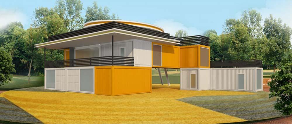 集装箱房是何如做到替代了传统的住房观念?