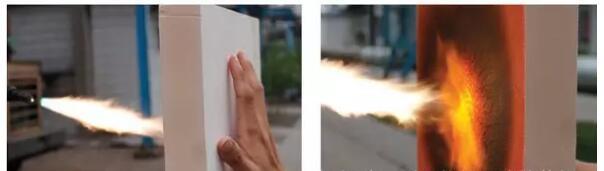 解决防火保温问题的防火A级食品保鲜库专用酚醛彩钢夹芯板!