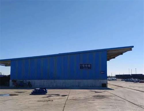 奎屯货运中心加强春季彩钢板房安全卡控