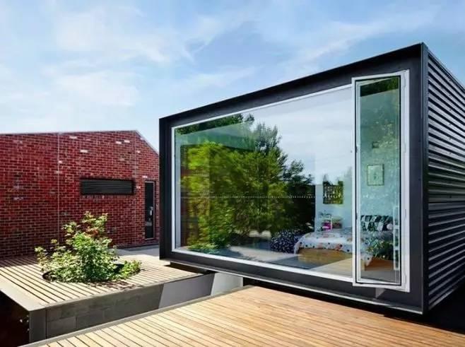 如何打造绿色环保的集装箱房?