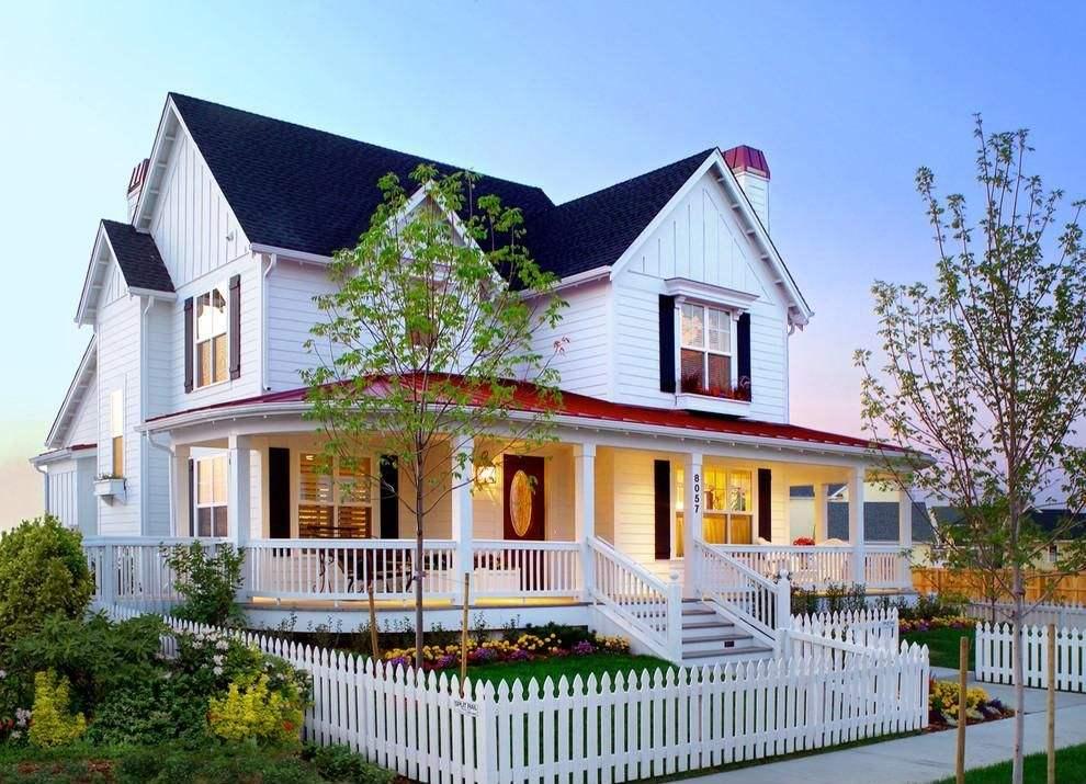 轻钢别墅是如何达到保温效果的?