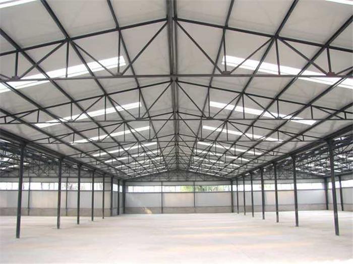 为什么大家都在采用钢结构大棚?