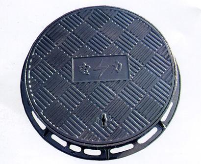 球墨鑄鐵井蓋