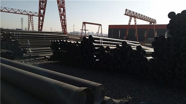 包頭鑄鐵管件為安通公司供貨