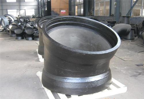 淺析鑄鐵管件生產工藝選擇