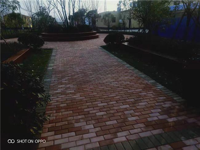 公園里用什么材質的透水磚比較好?本文告訴你答案!