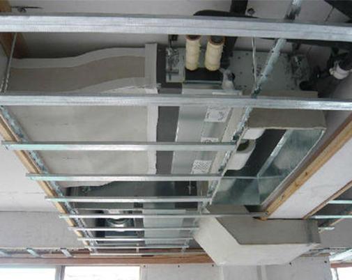 中央空调安装8个标准流程,让你清楚了解中央空调安装步骤