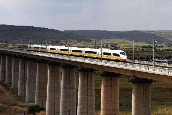 呼和浩特进京高铁进入满图试运行阶段