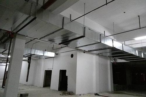 通风管道制作安装—通风设备管道制作方法及要求