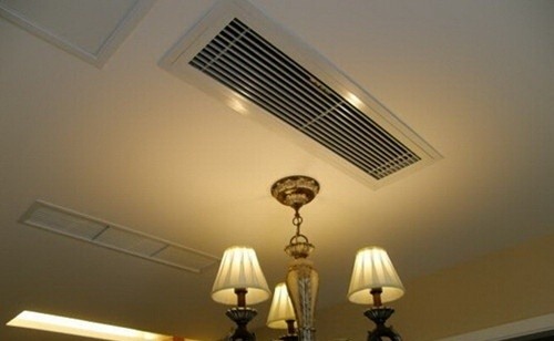 家装中央空调流程是怎样的?