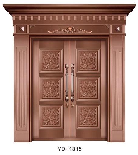 成都铜门定制 YD-1815