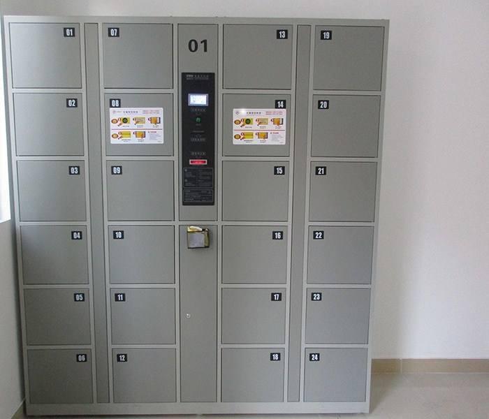如何设计能让存放柜具有防水的功能?
