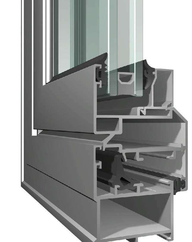 成都铝合金门窗厂家讲述铝合金门窗的规格