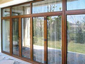 成都铝木门窗的四大特性介绍。