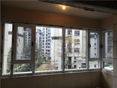 龙湖三千集案例—断桥铝门窗安装
