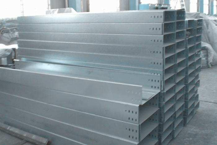 内蒙古万达广场电缆桥架项目建设