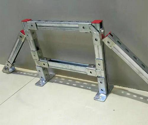 成都抗震支架厂家分享:抗震支架可以运用于这些领域