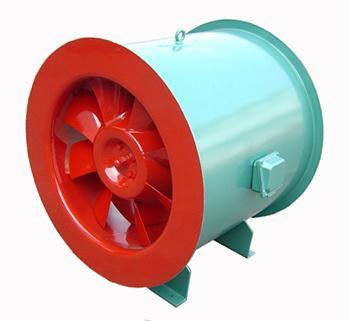 四川混流风机在安装和使用时有什么需要注意的?