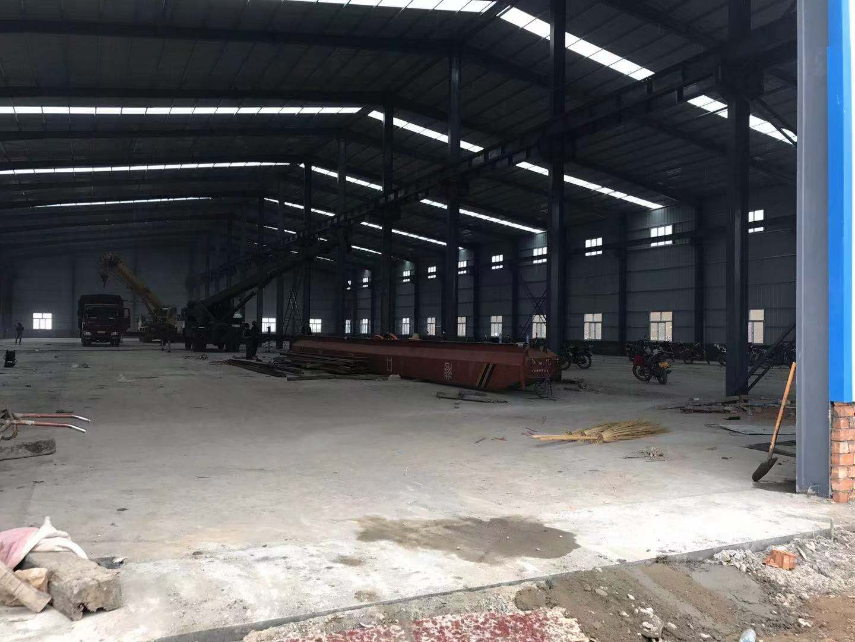 河南钢结构工程案例