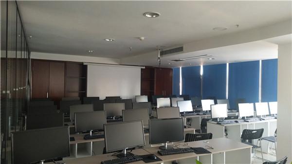 内蒙古建工教育培训室