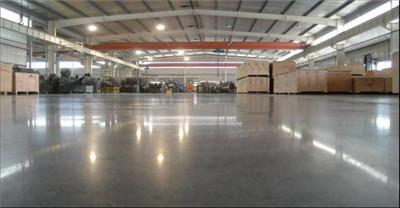 锂基固化剂-用于物流仓库地坪